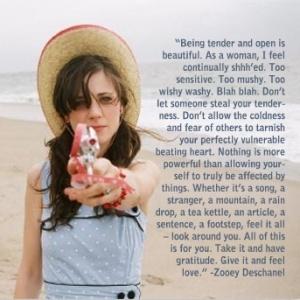 zooey's wisdom